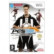 Pro Evolution Soccer 2008 Game Wii