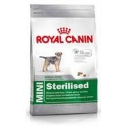 Hrana pentru caini Mini Sterilised Adult 8 kg Royal Canin
