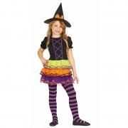 Geen Luxe heksen kostuum Brujita voor kinderen