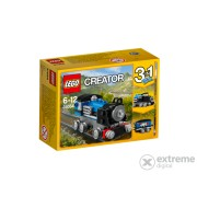 LEGO® Creator Trenul express albastru 31054