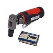 """Miniutensile rotativo/Minitrapano/Trapano angolare ad aria compressa/pneumatico 1/4"""" - Mod. A"""