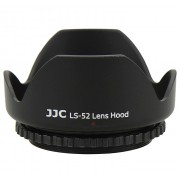 ​JJC LS-52 Parasolar tip petala pe filet 52mm pentru zoom standard