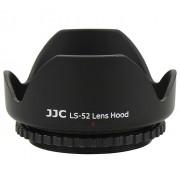 JJC LS-52 Parasolar tip petala pe filet 52mm pentru zoom standard