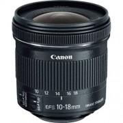 Canon Ef-S 10-18mm F/4.5-5.6 Is Stm - 4 Anni Di Garanzia