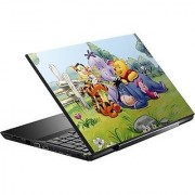 Tiger Pooh Laptop Skin 15.6 - High Quality 3M Vinyl