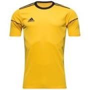 adidas Voetbalshirt Squad 17 - Geel/Zwart