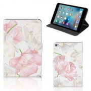 B2Ctelecom Apple iPad Mini 5 Tablet Cover Lovely Flowers