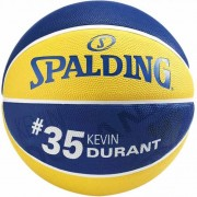 Spalding Basketball NBA KEVIN DURANT (Outdoor) - gelb/royal | 5