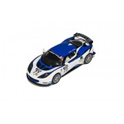 Scalextric Lotus Evora Gt4 1:32 Scale Slot Car