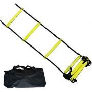 BlueDot Trading Speed Agility Training Sports Equipment Ladder 30-Feet