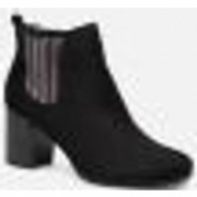 Bottines et boots Divine Factory Noir