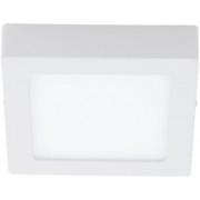 Plafoniera cu LED Eglo Fueva 1 colectia Style, 17 x 17 x 3,5 cm -94074