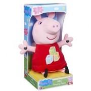 Jucarie De Plus Peppa Pig Abc Singing Peppa