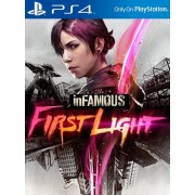 PS4 Infamous - First Light