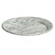 HAY Soft Ice Bord - Groen - Ø26 cm.