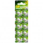 Blister 10 Batterie Alcaline Specialistiche a Bottone LR43