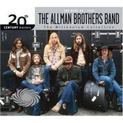 Video Delta ALLMAN BROTHERS BAND - 20TH CENTURY MASTERS =ECO - CD