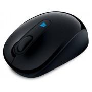 Microsoft Rato Mobile (Wireless - Casual - 800dpi - Preto)