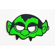 My Party Supplier Halloween Party Mask / Halloween Fashion Masks & Masquerade Masks - Green