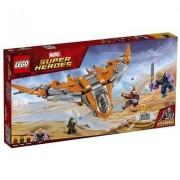 Lego Produkt z outletu: Klocki LEGO Super Heroes 76107 Thanos: ostateczna walka