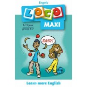 Boosterbox Maxi Loco - Learn More English (9-11 jaar)