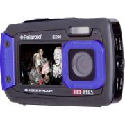 Polaroid IE90 Digitalkamera 18 Megapixel Svart-blå Undervattenskamera, Dammskyddad, Frontdisplay