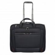Samsonite Pro-DLX 5 Upright Valigetta Business 2 ruote 48 cm scomparto Laptop Black