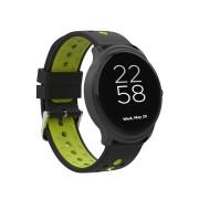 Smartwatch Canyon Oregano CNS-SW81BG, 43.6mm, Black/Green