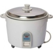 Panasonic SR-3NA(Silver) Electric Rice Cooker(0.5 L, Silver)