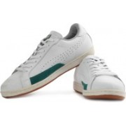 Puma Match Classics Sneakers For Men(White, Green)