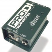 Radial Pro-DI DI-Box pasivo