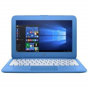 "Notebook HP Stream, Intel Celeron, Windows 10 Home, 4 GB, 32 GB de 11.6"" - Azul"