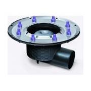 Sifon Kessel 48711, Rotary drain body, diametru 78 lat. outl.