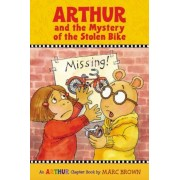 Arthur and the Mystery of the Stolen Bike, Paperback