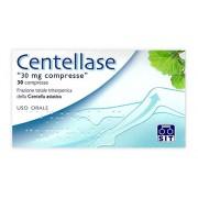 Sit Laboratorio Farmac. Srl Centellase 30 Mg Compresse 30 Compresse