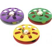 Jucarie pentru pisici, kitty roundabout, 24 cm