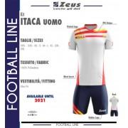 Zeus- Completo Calcio Kit Itaca Uomo