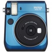 Camara Fujifilm Instax Mini 70 Instantanea Espejo Selfie - Azul