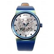 メンズ ケンゾー 腕時計 ダークブルー