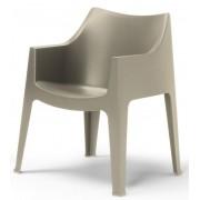 SCAB Design Set 4 Stoelen Coccolona - Zand