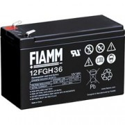Fiamm Batteria al Piombo 12V 9Ah (Faston 6,3mm)