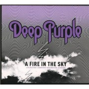 Video Delta Deep Purple - A Fire in the Sky - CD