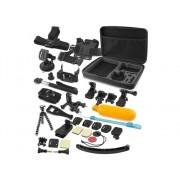 KSIX Kit de accesorios 38 en 1 KSIX Ultimate para Cámara deportiva