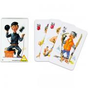 Fekete Péter kártyajáték - nosztalgia kiadás