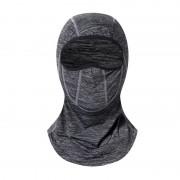 Kukla na tvár elastická vetru a chladu odolná UNISEX - šedá farba