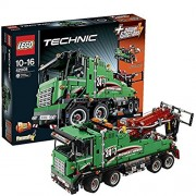 Lego Technic Service Truck, Multi Color
