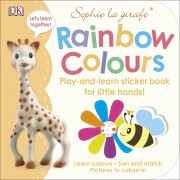 Sophie la girafe Rainbow Colours