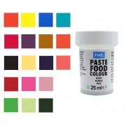 Cake Supplies Colorante concentrado en pasta de 25 g - PME - Color Rosa palo