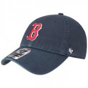 47 Brand Clean Up Boston Red Sox Cap Basecap Baseballcap Kappe Baumwollcap MLB Strapback