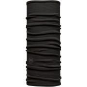 Buff Lightweight Merino Wool Buff Barn svart 2019 Multifunktionshanddukar
